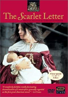 She Was The Scarlet Letter Endowed With Life